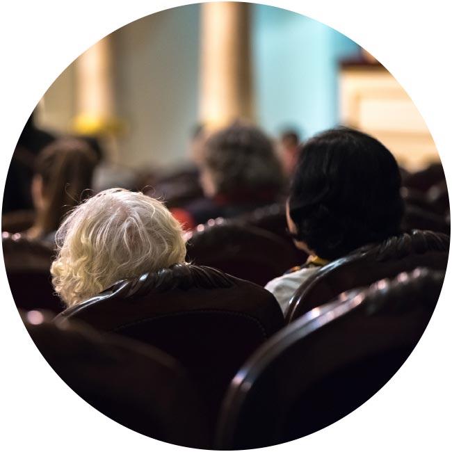 Senioren im Konzert